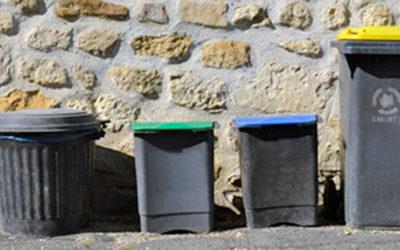 Jours de ramassage des déchets