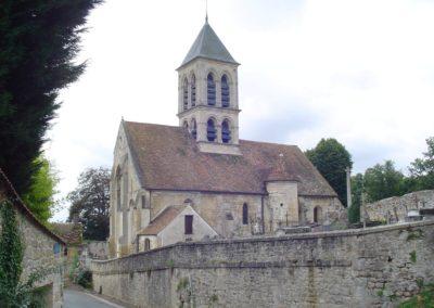 Église Notre-Dame-de-l'Assomption à Montgeroult