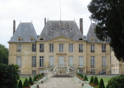 Le Château de Montgeroult