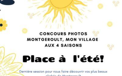 Concours photos, Place à l'été !